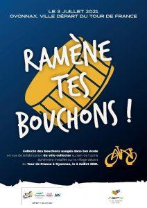 Usine éphémère de l'APEV pour le Tour de France 2021